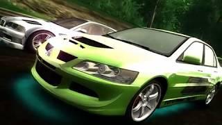 Need For Speed Most Wanted   01 de la blacklist RAZOR VS LANCER MITSUBISHI