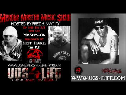 Mr.Serv-On Recalls Master-P's work Ethic and success of Ghetto D