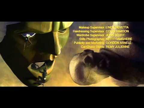 Титрослайдинг из фильма: Агент 007 17 1995 Золотой глаз