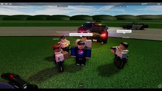 roblox police chase in california