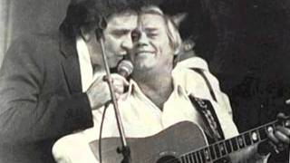Watch Johnny Cash Ill Say Its True with George Jones video