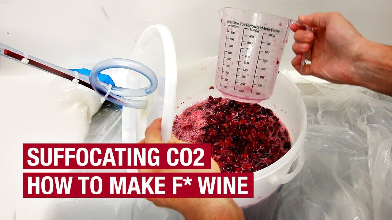 3  good alcoholic fermentation  bad co2  how to make f