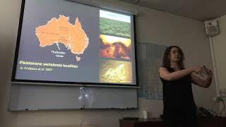 Natalie Warburton - Functional morphology of fossil mammals