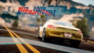 Need for Speed Rivals | Прохождение игры | Сончик и Тюлень зажигают | #1