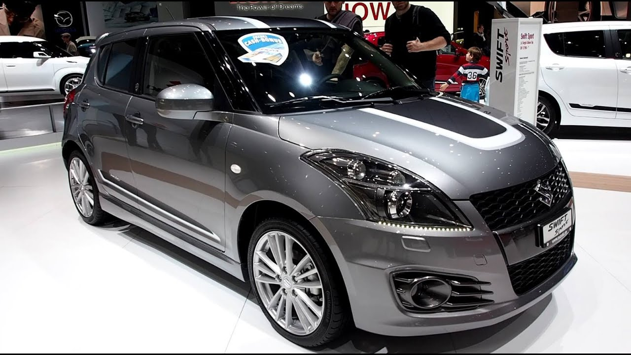 2015 suzuki swift sport 1 6 sergio cellano top exterior. Black Bedroom Furniture Sets. Home Design Ideas