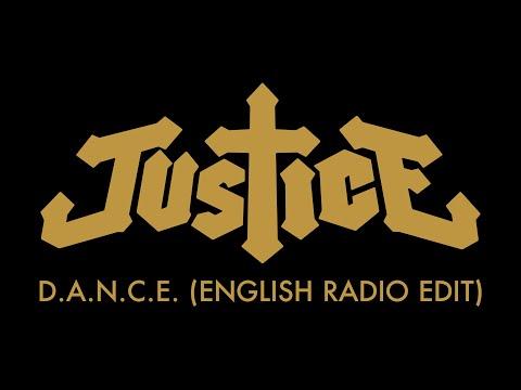 Justice - D.A.N.C.E. (English Radio Edit)