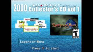 Squaresoft 2000 Collector's CD Menu Music - Prelude (remix) from FINAL FANTASY