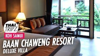 Baan Chaweng Beach Resort & Spa - Deluxe villa - Koh Samui - Thailand