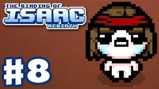 The Binding of Isaac: Rebirth - Gameplay Walkthrough Part 8 - Samson (PC)