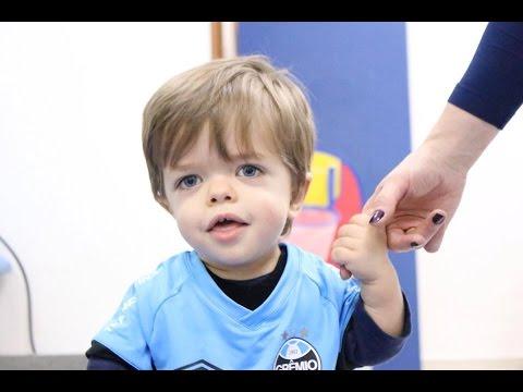 Fisioterapia na Acondroplasia - Bernardo