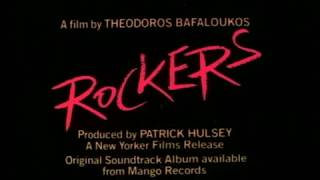 Rockers (1978, trailer) [Leroy 'Horsemouth' Wallace, Richard 'Dirty Harry' Hall, Jacob Miller]
