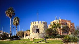 видео Видео про город Торревьеха Испания, достопримечательности, море, пляжи, отдых и путешествие