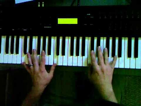 Dustbowl Dance Mumford And Sons Piano Tutorial 2 Of 2 Youtube