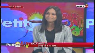 Dox Dox Bi (drogue à l'école...) - Petit Déj du 16 janv. 2020