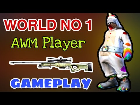 WORLD BEST AWM PLAYER | AWM KING OF FREE FIRE