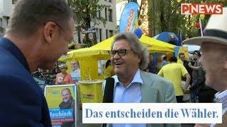PI NEWS-Interview mit Helmut Markwort über Chemnitz, AfD, Merkel und Maaßen