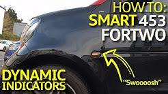 Smart 453 ForTwo LED Dynamic Side Indicators