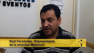 Raúl Fernández - Representante de la firma Milenium