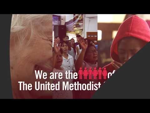 We Are The People Of The United Methodist Church
