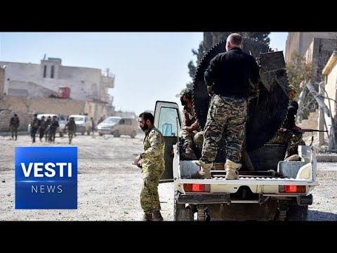 Syrian Army Took the Terrorists' Largest Outpost