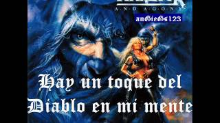 Doro y Warlock Touch Of Evil Subtitulado (Lyrics)