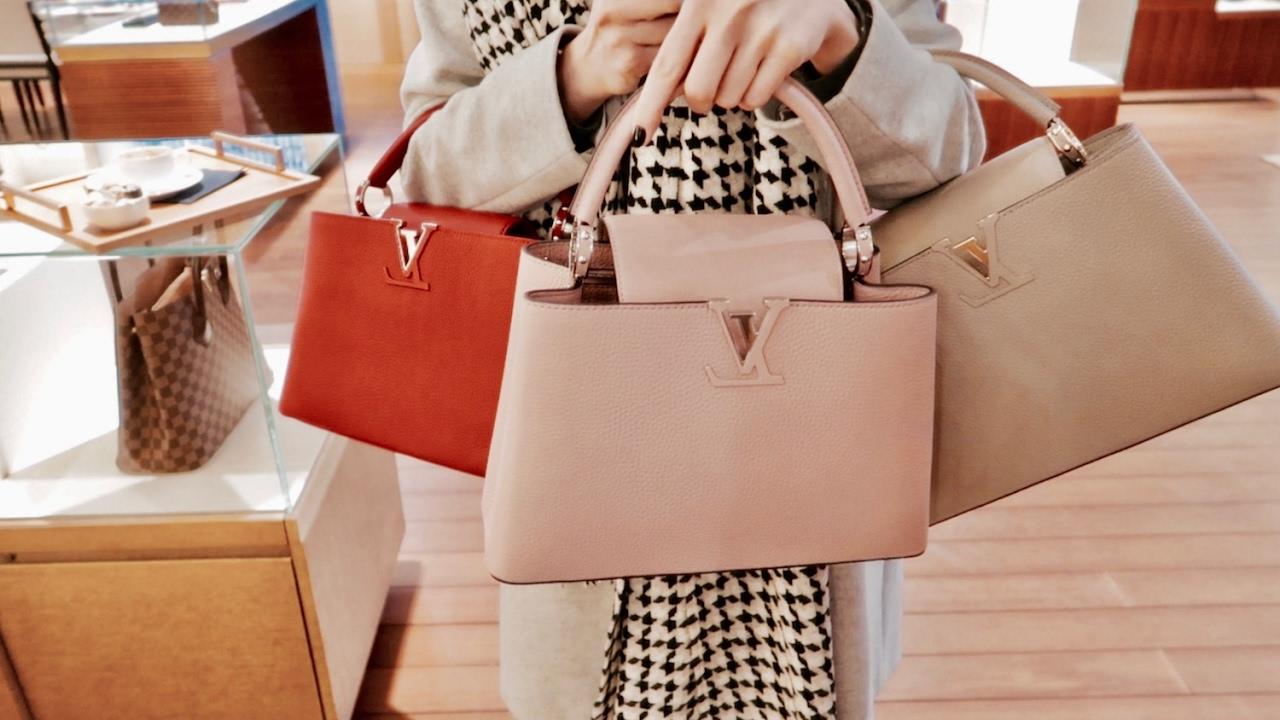 73239fbb4c463 Kupiłam nową torebkę Louis Vuitton! - YouTube