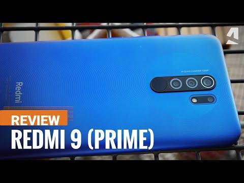 Xiaomi Redmi 9 (Redmi 9 Prime) review