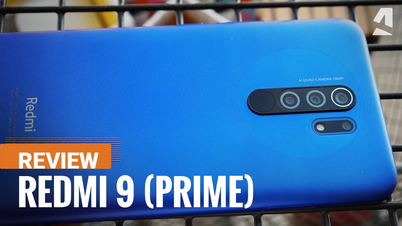Xiaomi Redmi 9 (Prime) review - GSMArena Official