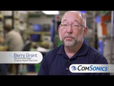 ComSonics Repair Services