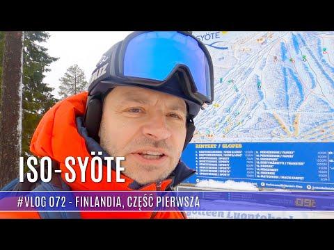 Na narty do Finlandii - ośrodek narciarski Iso-Syöte