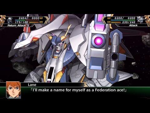 Super Robot Wars V (EN) - Titans, Penelope Gundam & Banshee Norn (DLC)