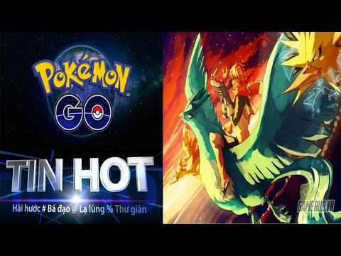 Đã xuất hiện game thủ đầu tiên sở hữu Pokemon GO Huyền Thoại ♫♫♫ Hướng dẫn Pokemon GO