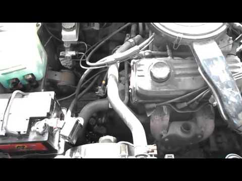 Фото к видео: Двигател за Hyundai Pony 1.3, 58 к.с., хечбек, 5 вр., 1991 г. code: G4DG