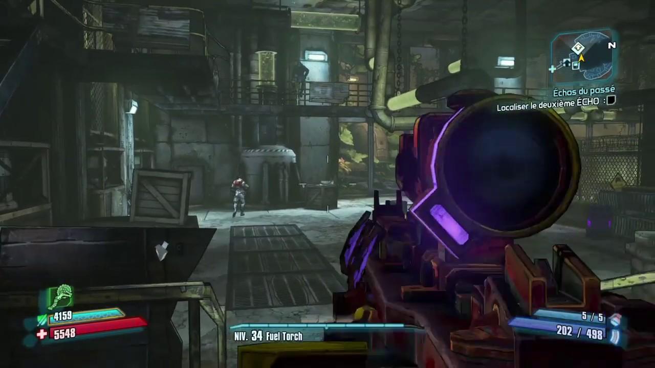 Borderlands 2 - commandant Lilith et la bataille pour Sanctuary - Let's  Play - Ep 8 - FR - PS4 Pro