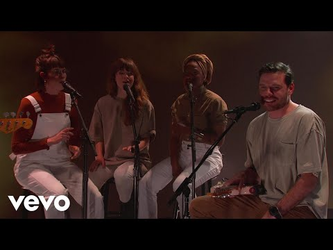 Bahamas - Way With Words (Live From Jimmy Kimmel Live! / 2018)