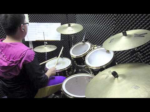 尊貴全能神 (詩歌系列 20)(Drum Cover by Peter Cheung -Student of Modus Chan)
