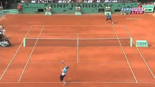 Roland Garros 2007 Final - Nadal vs Federer Highlights HD