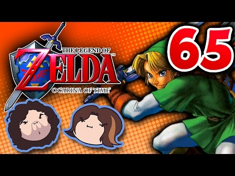 Zelda Ocarina of Time: Getting Sneaky - PART 65 - Game Grumps