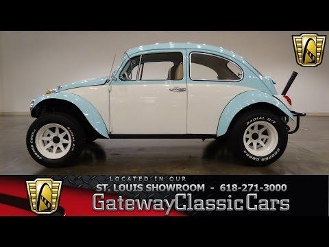#7008 1969 VW Baja Beetle - Gateway Classic Cars of St. Louis