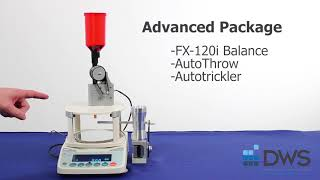 Auto Trickler Systems for Fast and Precise Reloading