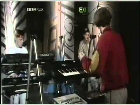 808 State  Pacific State  BBC 1989