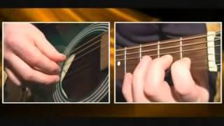 Уроки игры на гитаре для начинающих Часть 1)