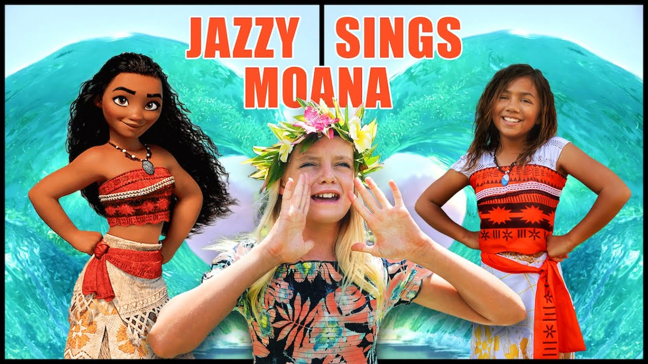 """Download """"How Far I'll Go"""" From Moana, Cover, Kids Fun TV"""