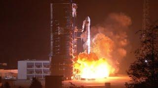 China Launches New Communications Satellite