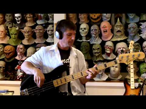 Freewill Bass Cover HD
