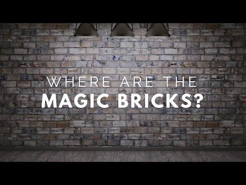 Where Are The Magic Bricks? – Pastor Tim Dilena