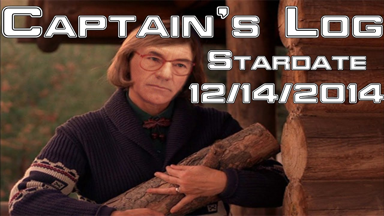 Captain's Log Stardate 12-14-2014 - YouTube
