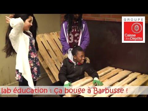 Lab Education : ça bouge déjà au collège Henri Barbusse !