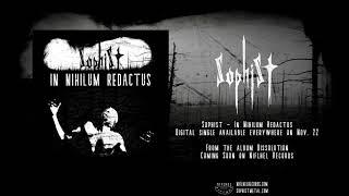 Sophist - In Nihilum Redactus (Black/Grind)