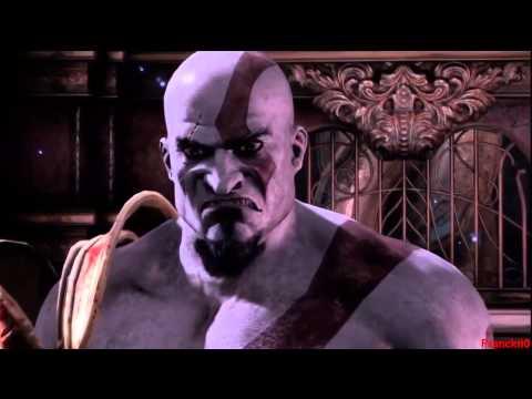 God of War 3 - Kratos VS Zeus (Father Son Epic Showdow 1) [HD]